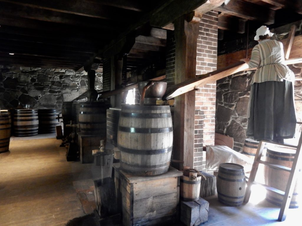 George Washingtons Distillery VA