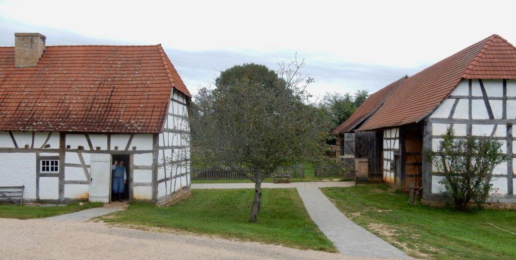 German Farm Frontier Culture Museum Staunton VA