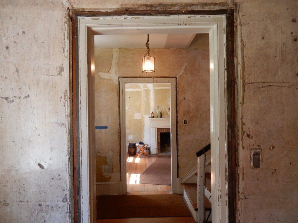 Historic Blenheim Interior Fairfax County VA