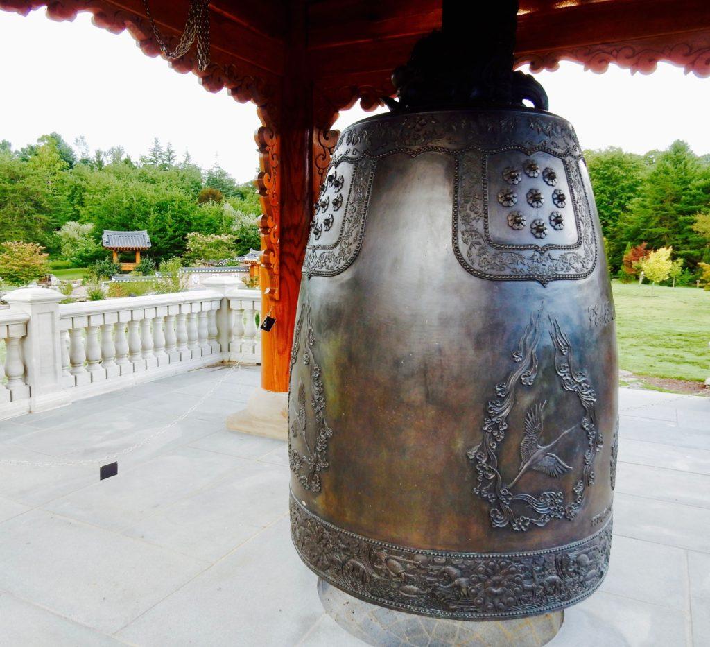 Korean Bell Garden Meadowlark Botanical Gardens Vienna VA