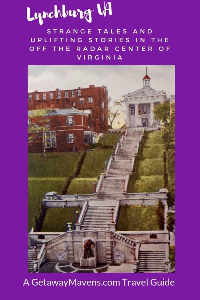Lynchburg VA Appomattox VA