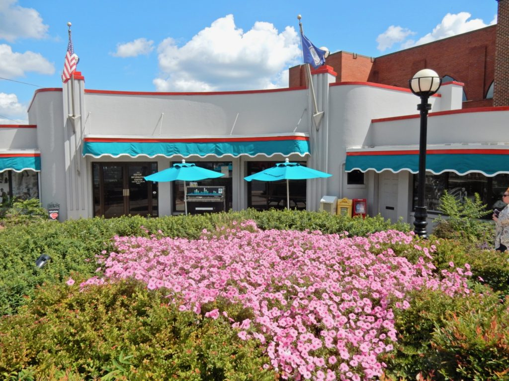 Visitor Center in Lynchburg VA