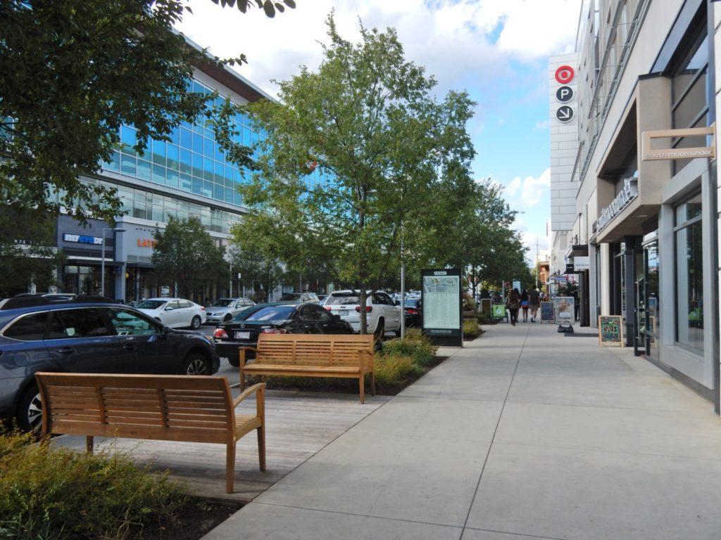 Downtown Mosaic District Fairfax VA