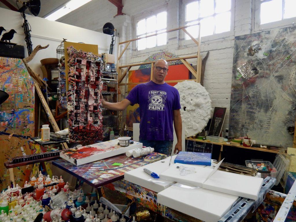 Martin Cervantez, Workhouse Art Center Lorton VA