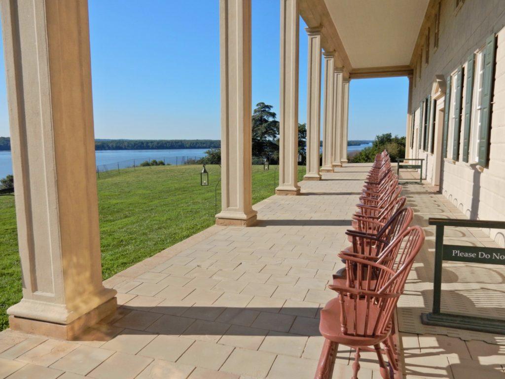 Mount Vernon Back Porch VA