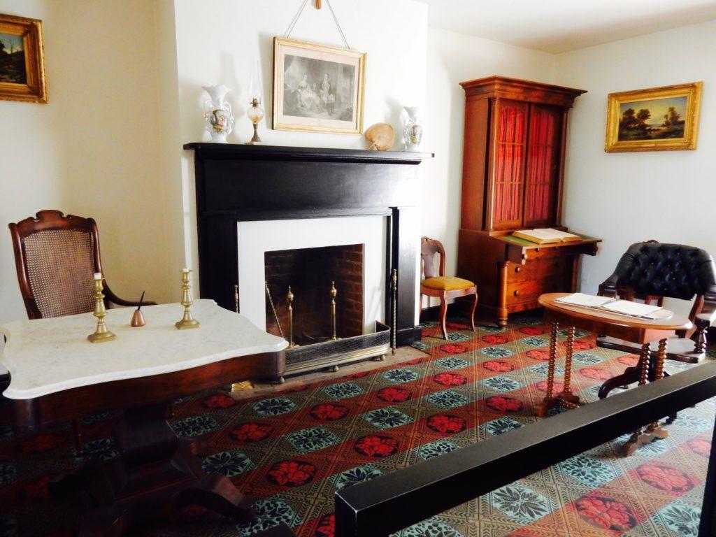 Where Lee Surrendered to Grant, Appomattox National Historic Park VA
