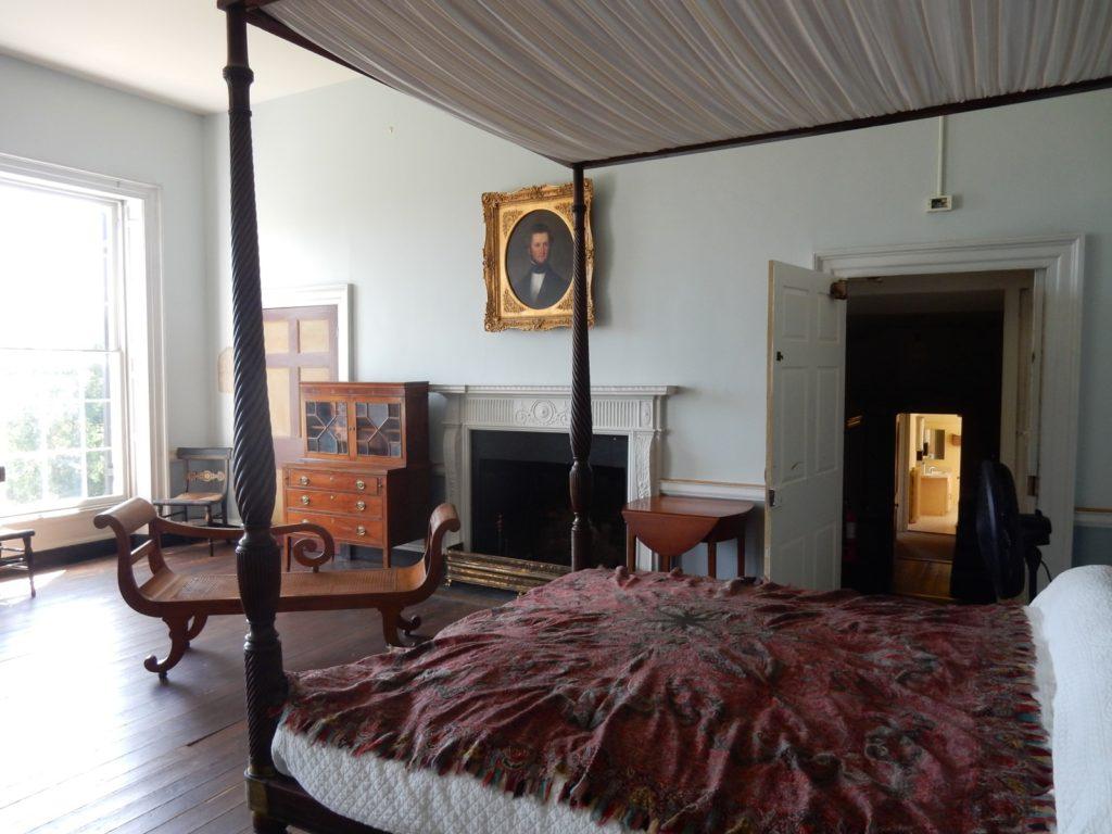 Bedroom, Woodlawn Plantation, Fairfax VA