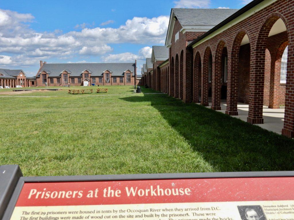 Workhouse Art Center Lorton VA