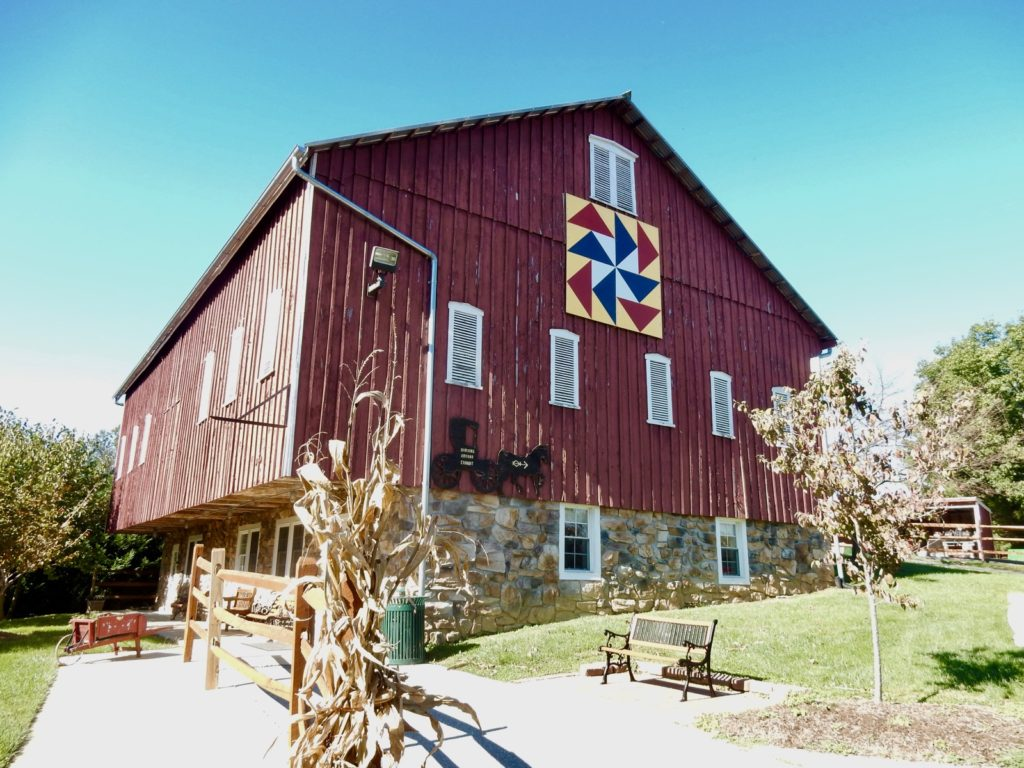 Bank Barn, Carroll County Farm Museum
