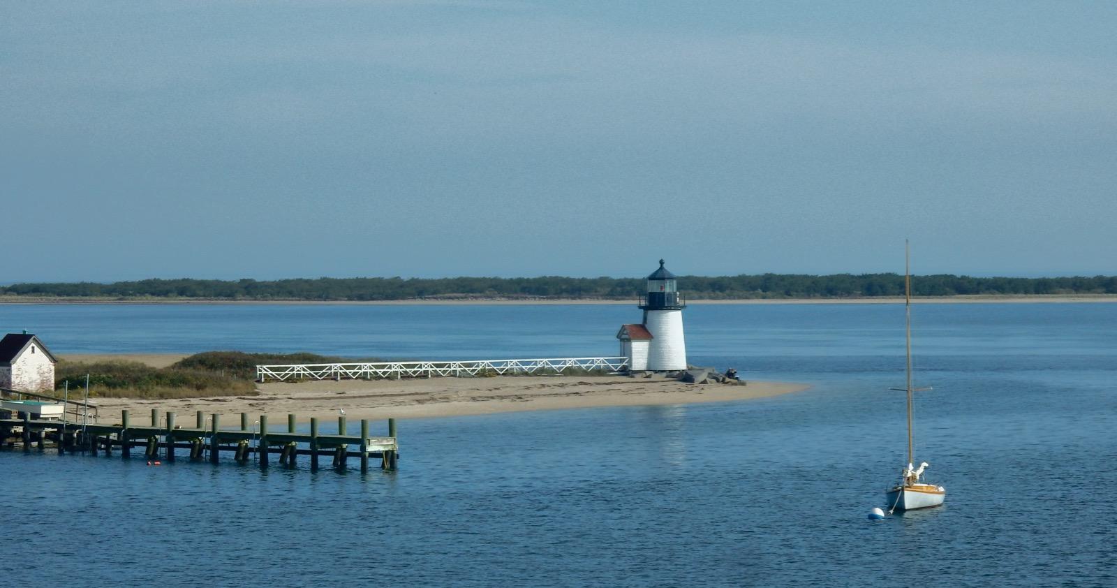Brand Point Lighthouse - Nantucket MA - Weekend Getaway