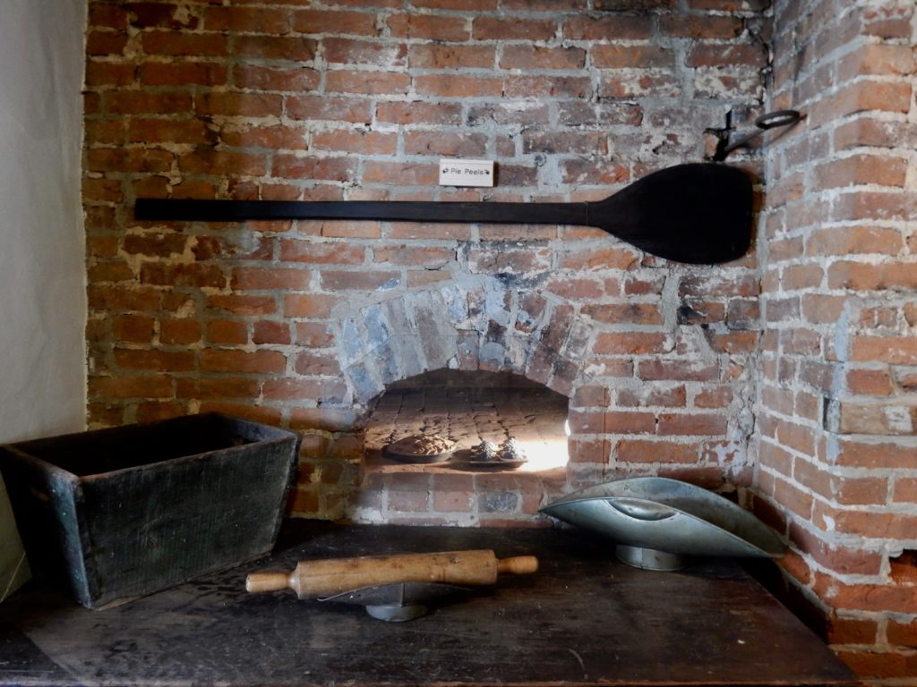 Brick Oven, Carroll County Farm Museum