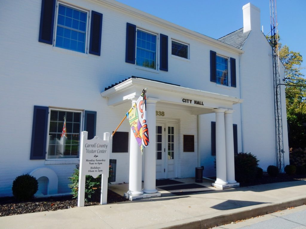 Carroll County MD Visitor Center