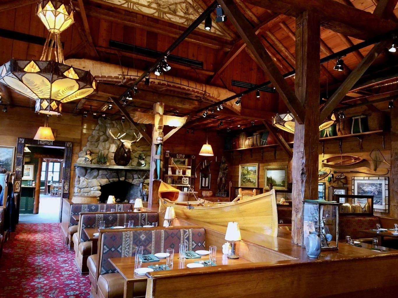 Interior Clydes Tower Oak Lodge Rockville MD