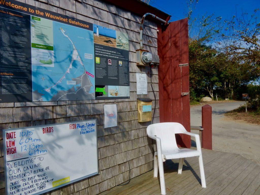Coskata-Coatue Wildlife Refuge Nantucket MA