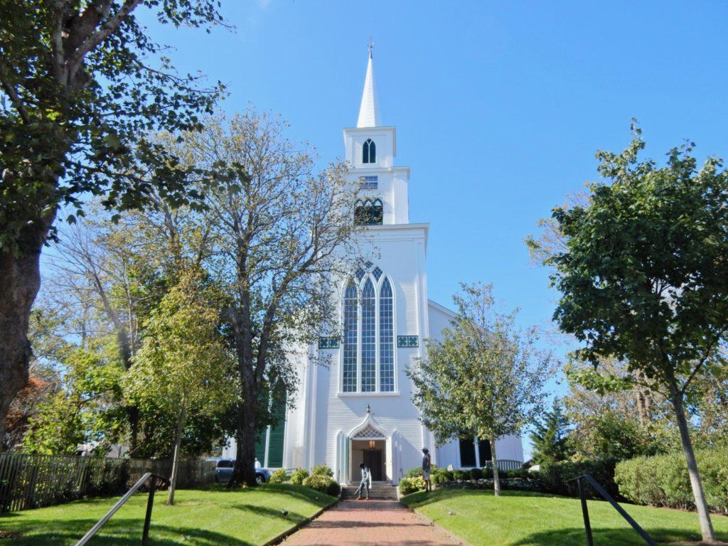 First Congregational Church Nantucket MA
