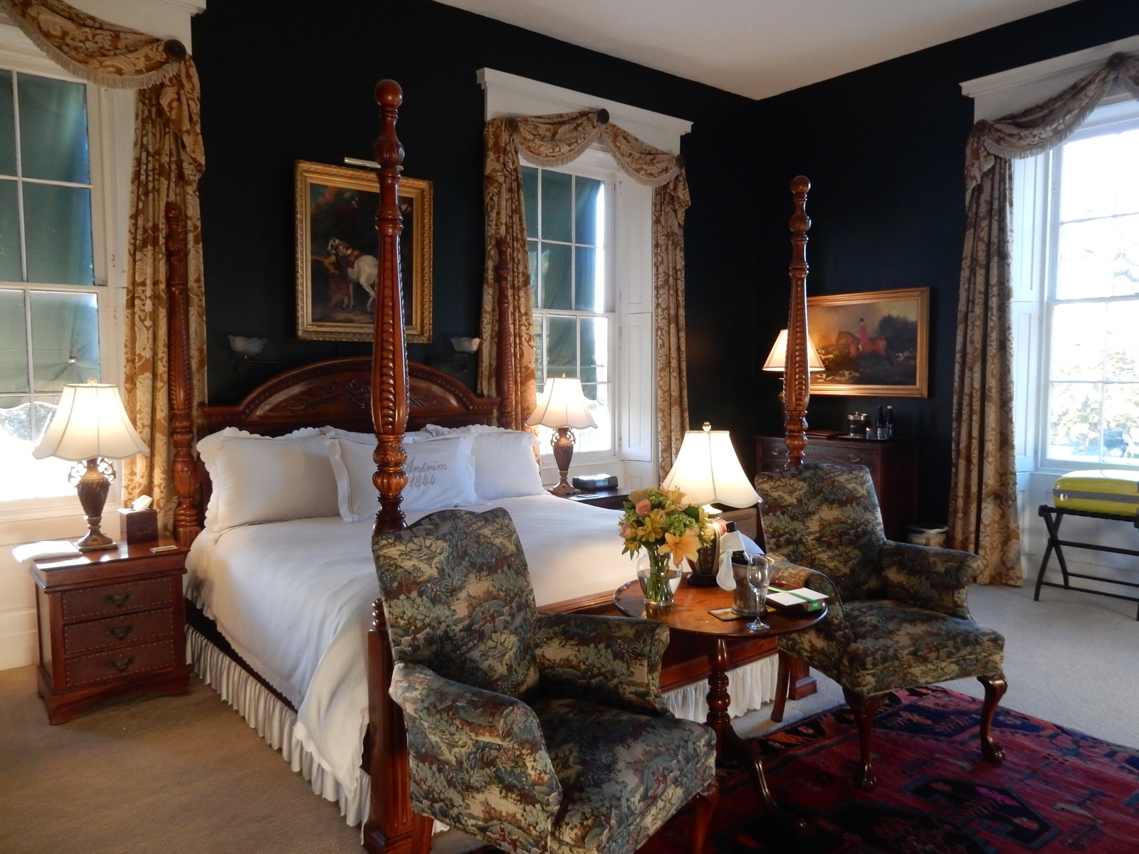Guest Room, Antrim 1844, Taneytown MD