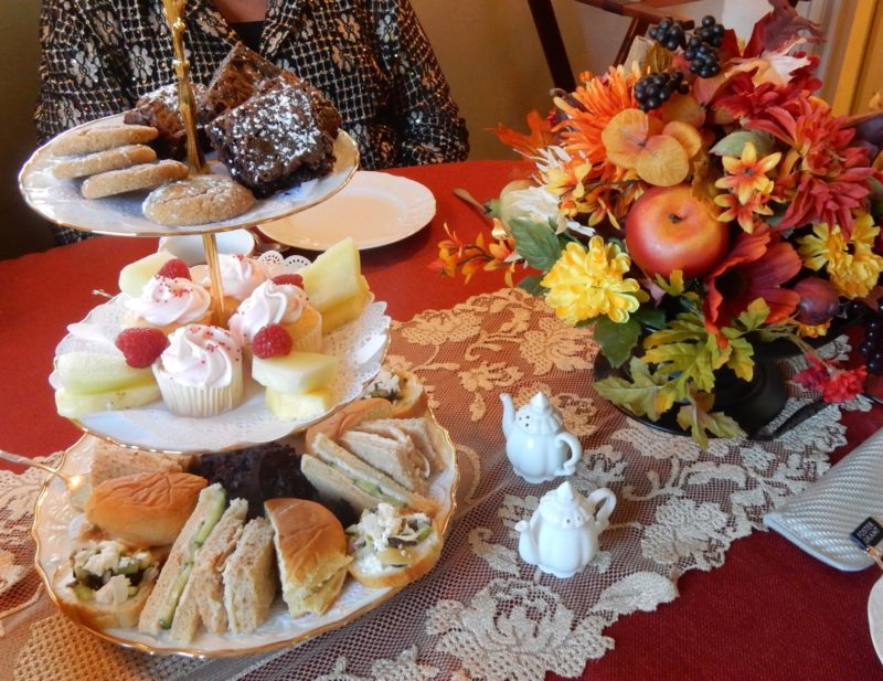 British Tea Rooms In Maryland