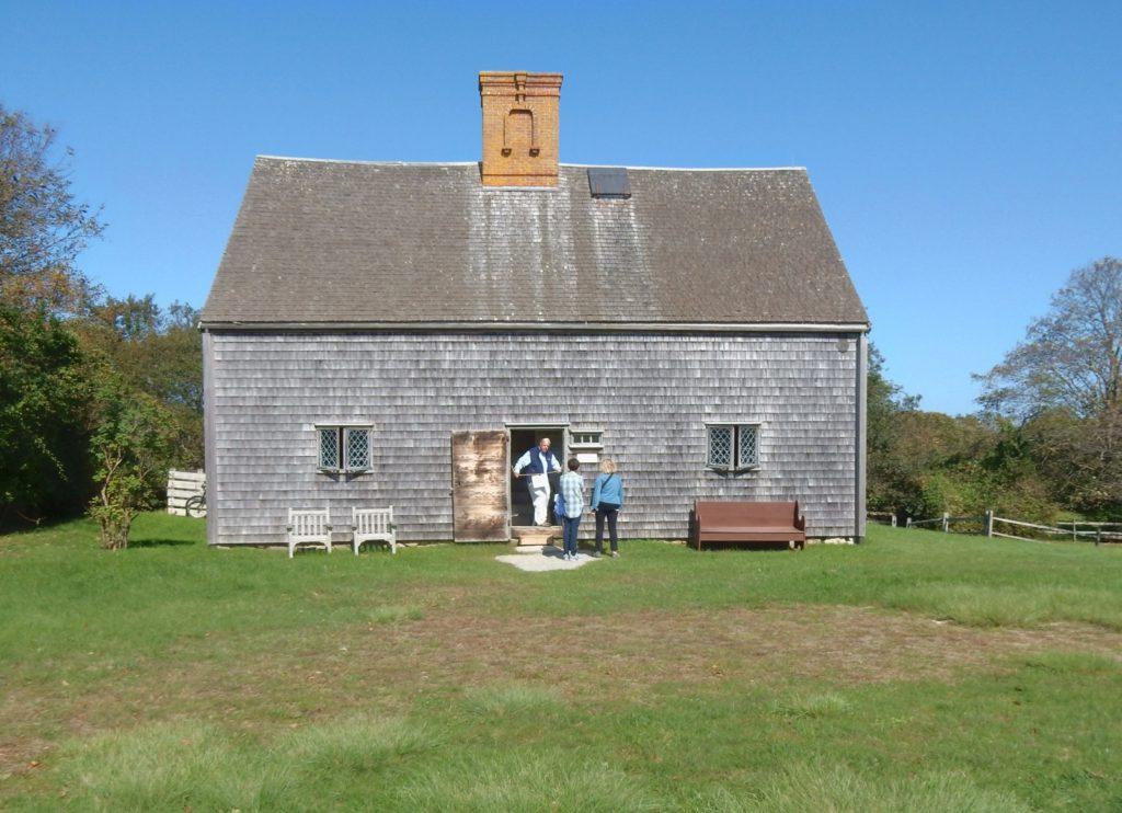 Jethro Coffin House Nantucket MA