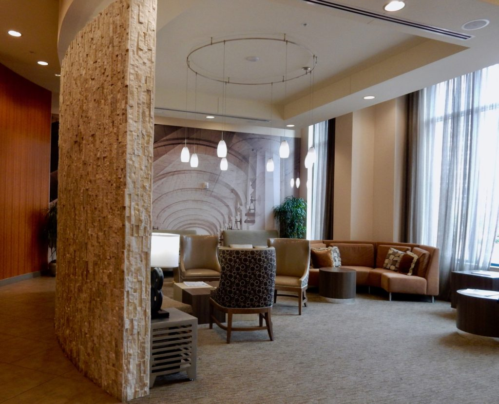 Lobby Cambria Hotel and Suites Rockville Town Square MD