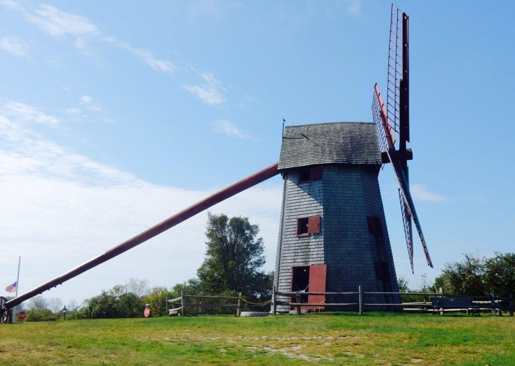 Old Mill Nantucket MA
