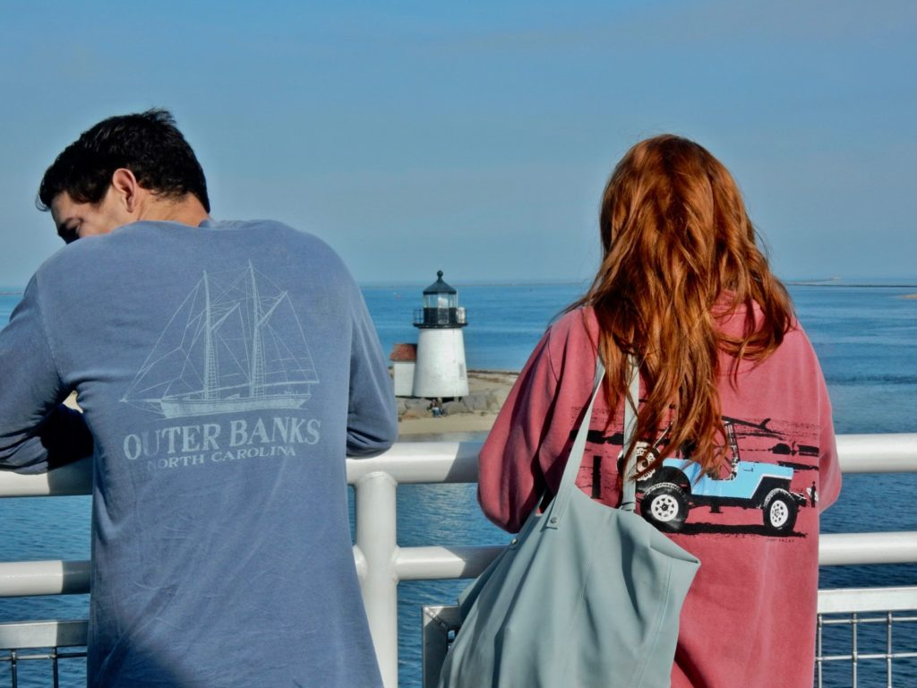 On Nantucket Ferry Steamship Authority