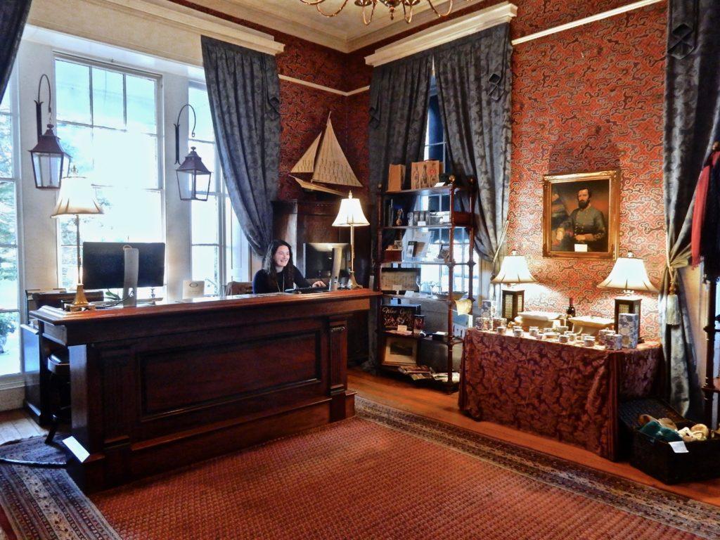Reception, Antrim 1844, Taneytown MD