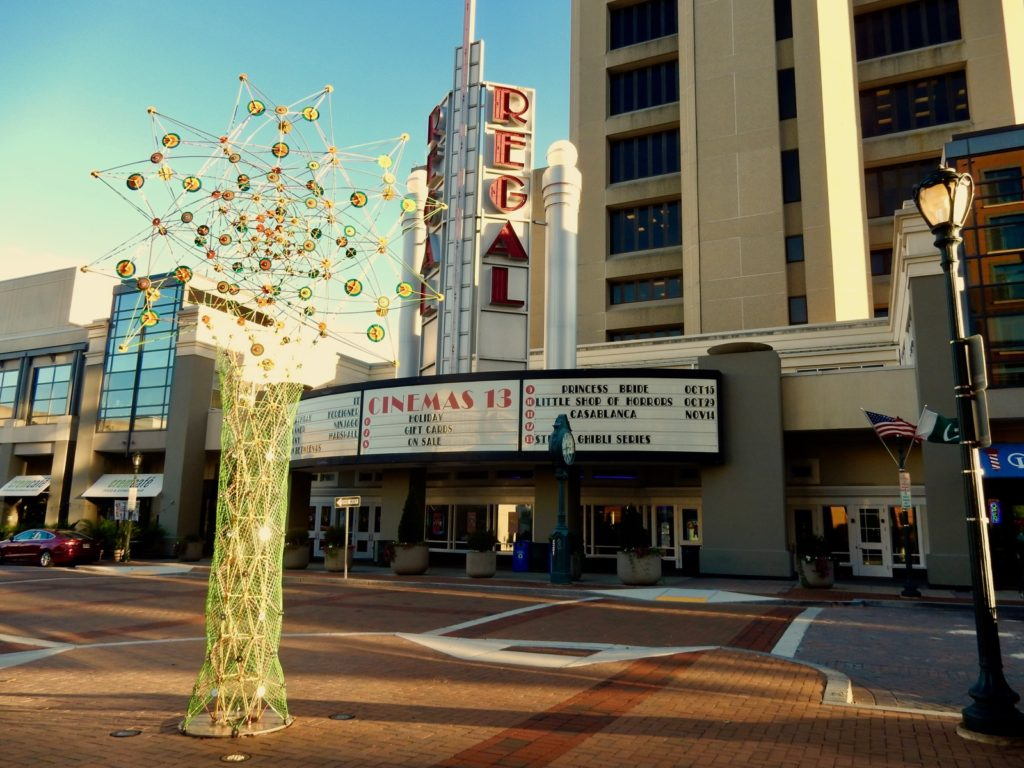 Regal Theater at Rockville Town Square