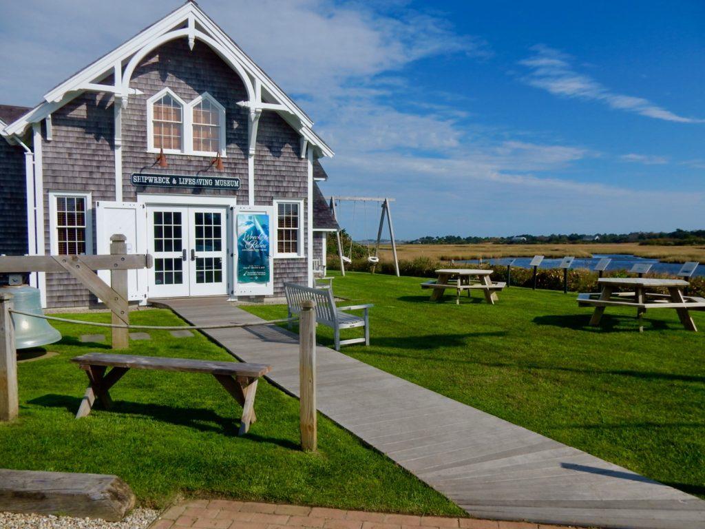 Shipwreck and Lifesaving Museum Nantucket MA