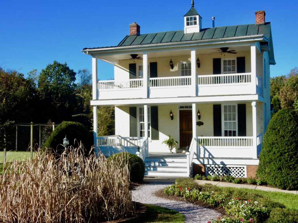 Smith House at Antrim 1844, Taneytown MD