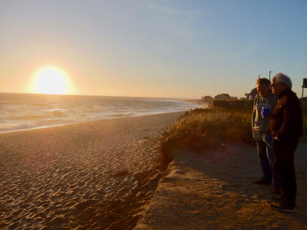 Sunset Madaket Beach Nantucket