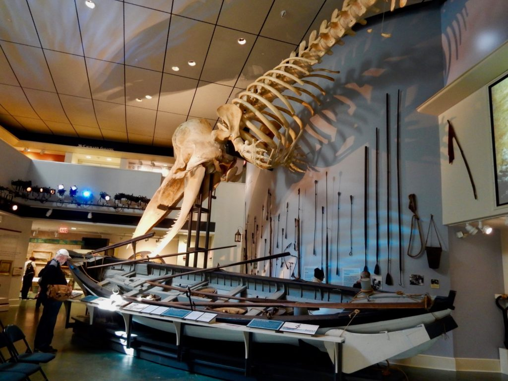 Whaling Museum Nantucket MA