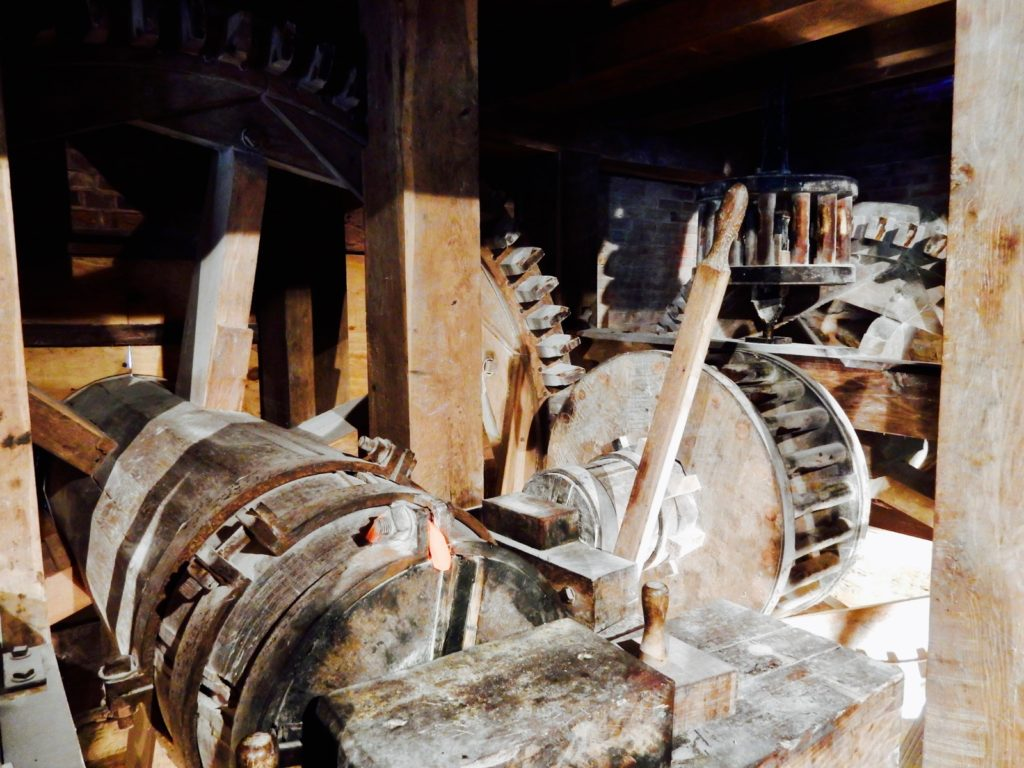 Wooden machinery, Union Mills MD