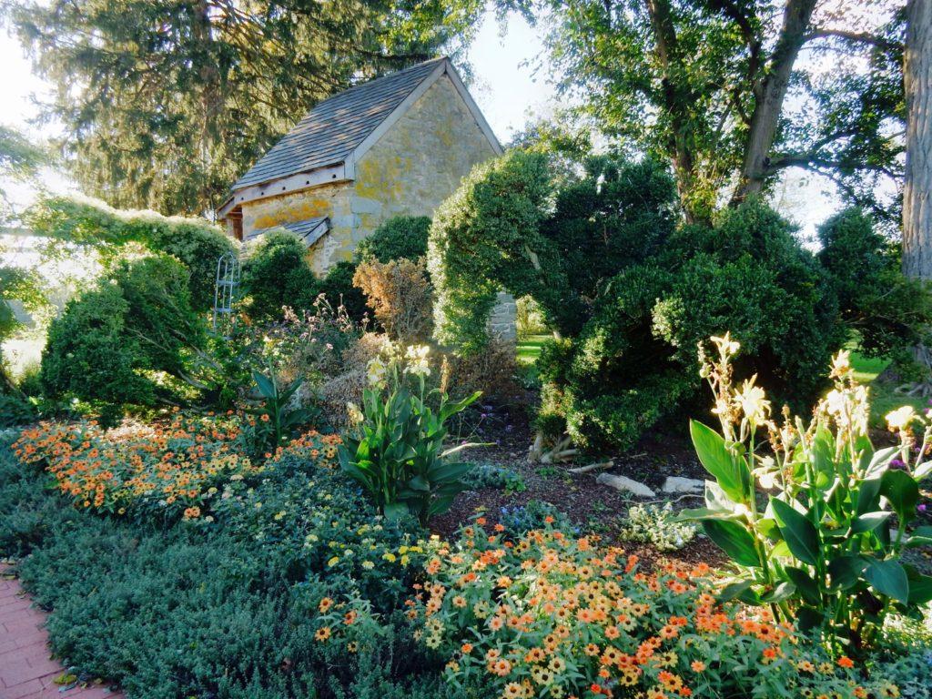 Woodlawn Manor gardens Sandy Spring MD
