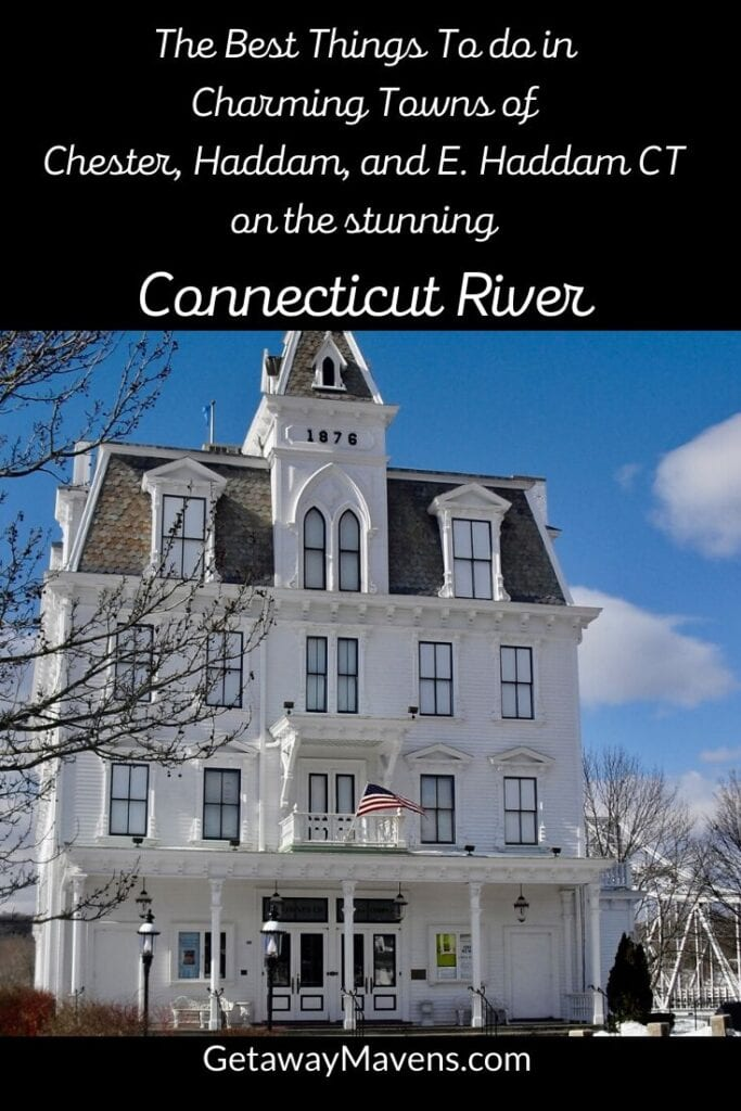 Connecticut River Towns Pin