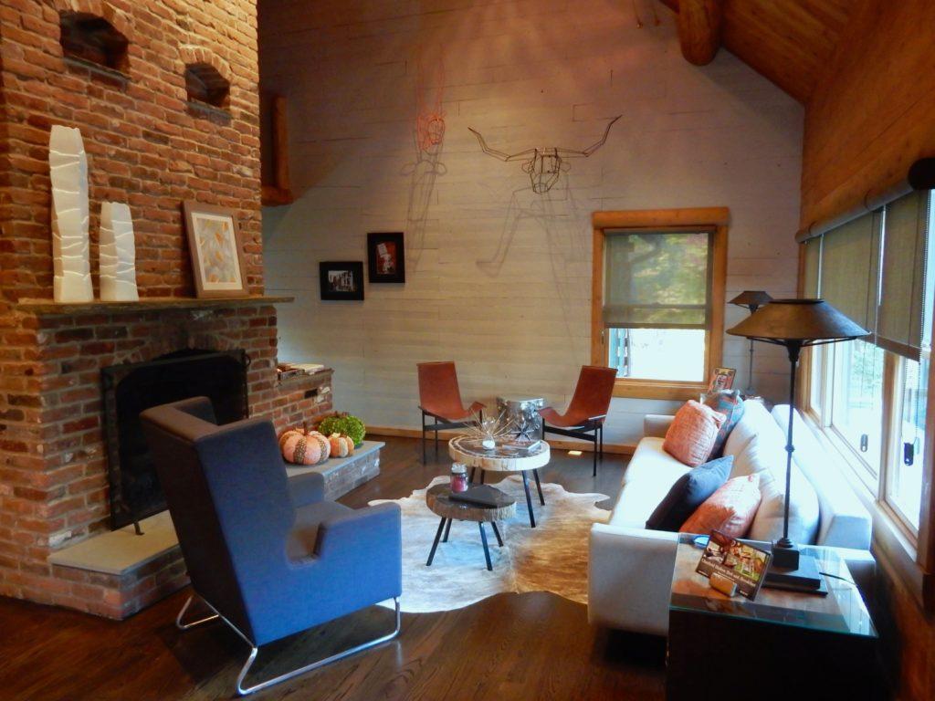 Chatfield Hollow Inn Interior