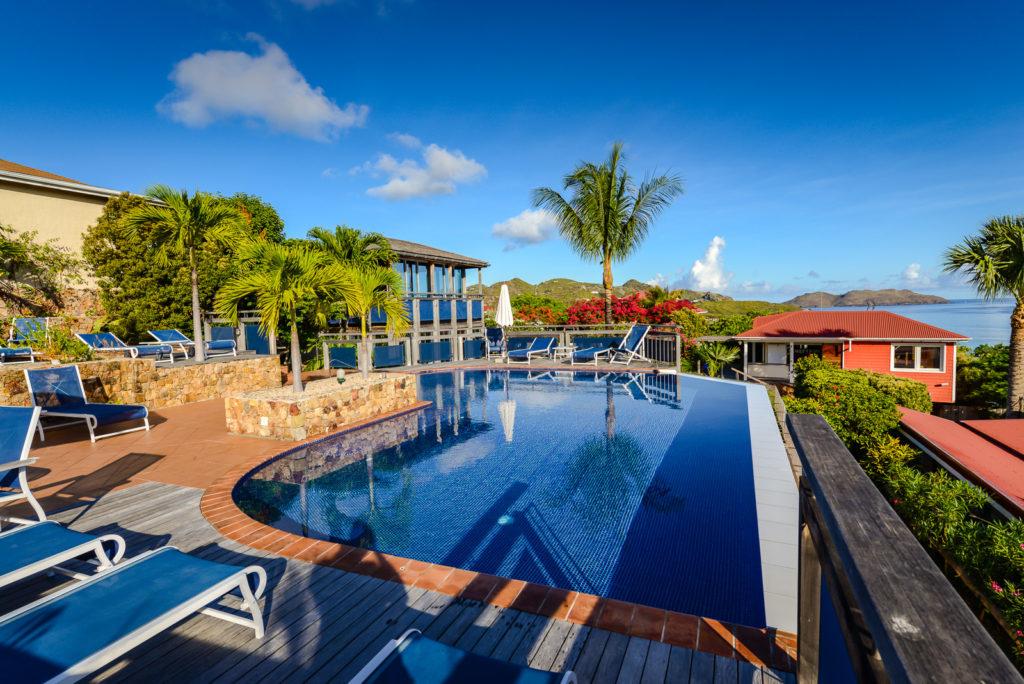 Hotel Le Village pool