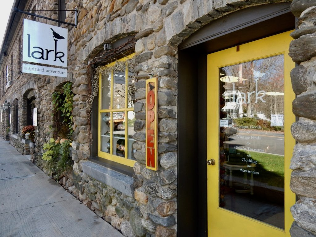 Lark shop in Chester CT