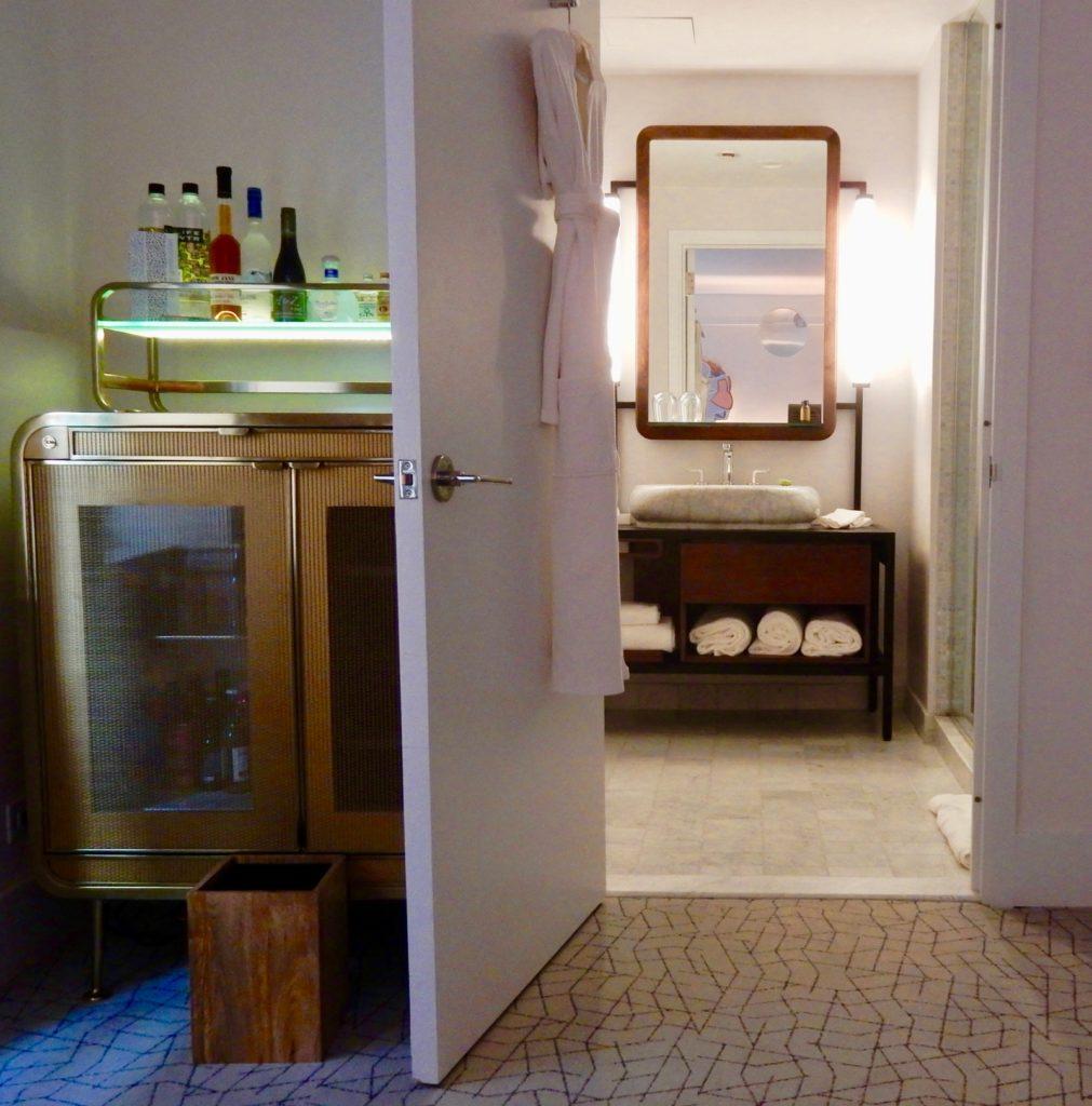 Bar Bathroom James NoMad NY