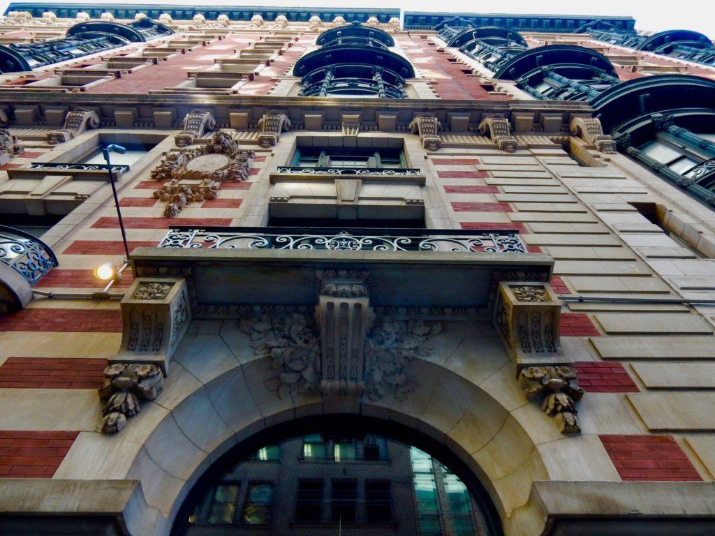 Beaux Arts Facade James NoMad NY