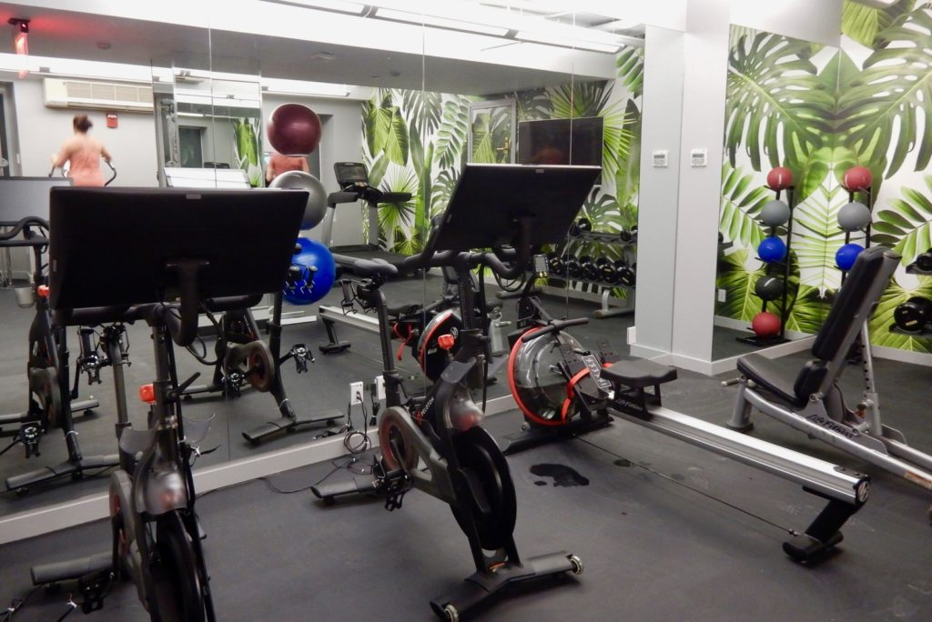 Fitness Room James NoMad NY