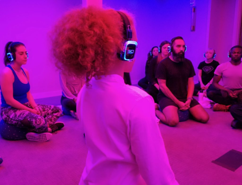 INSCAPE Guided Meditation Four Bodies Wellness James NoMad NY
