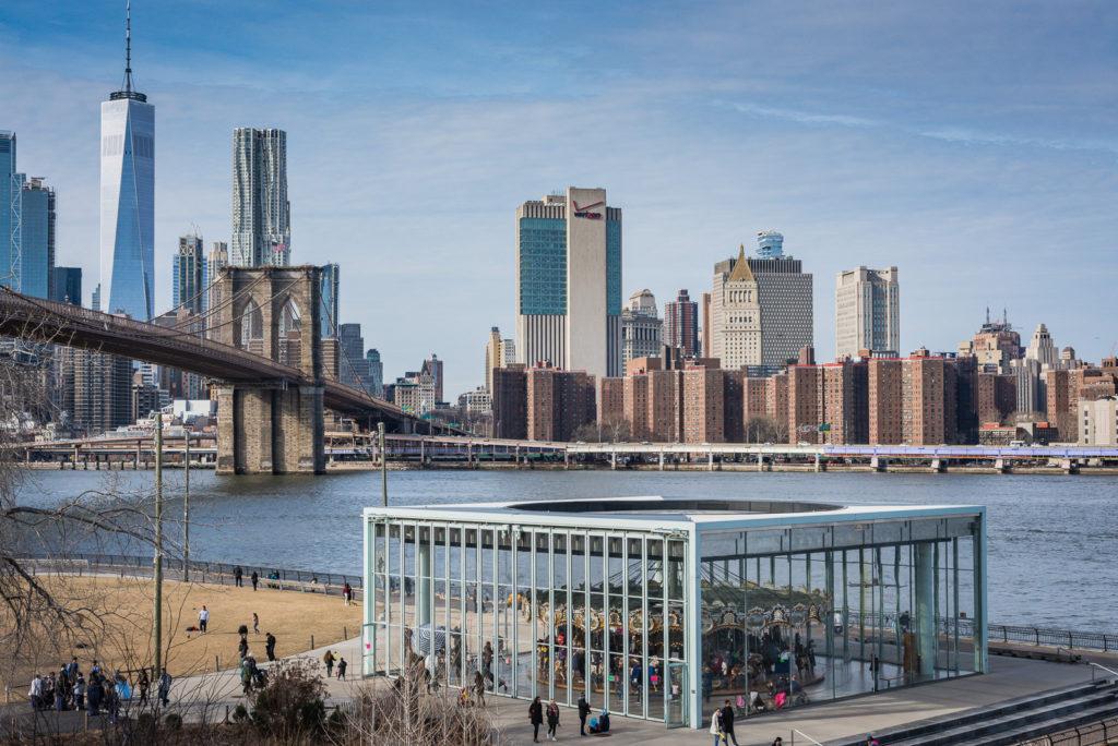 Janes Carousel - DUMBO Brooklyn, NY