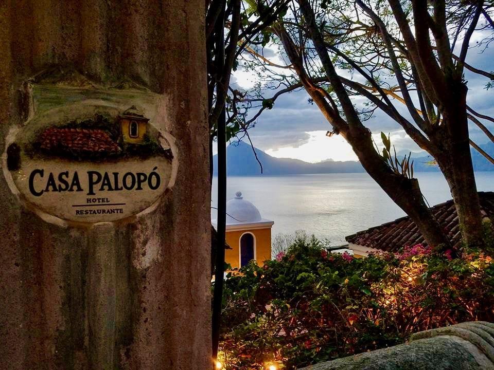 Casa Palopo Hotel, Lake Atitlan, Guatemala