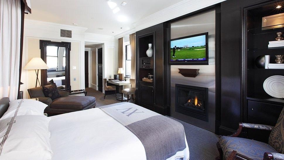 Guest Room, XV Beacon, Boston MA