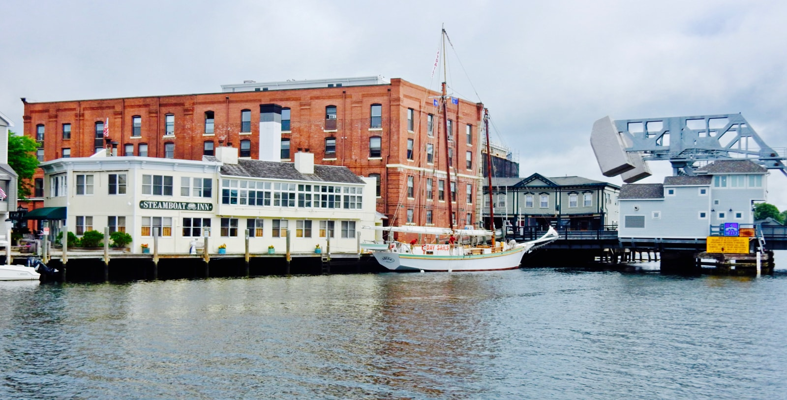 Steamboat Inn, Mystic CT