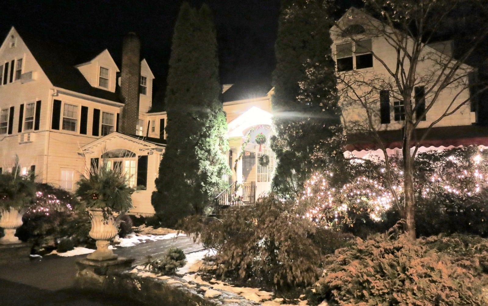 Roger Sherman Inn, New Canaan CT
