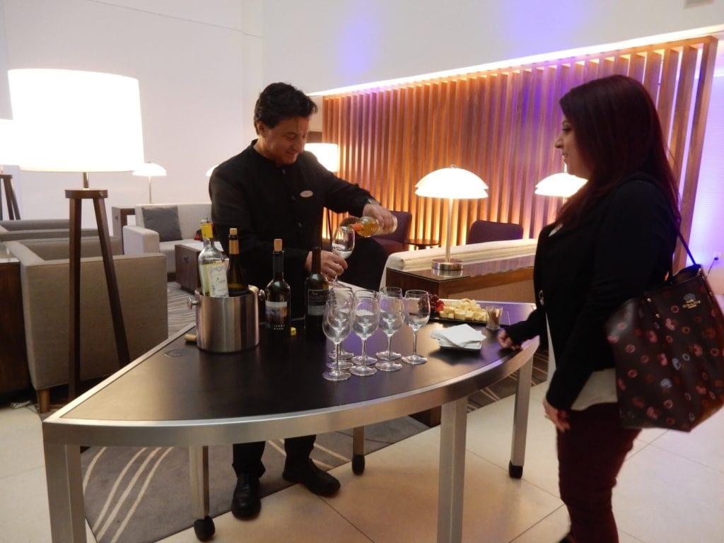 Welcome Wine Hyatt Regency Bethesda MD