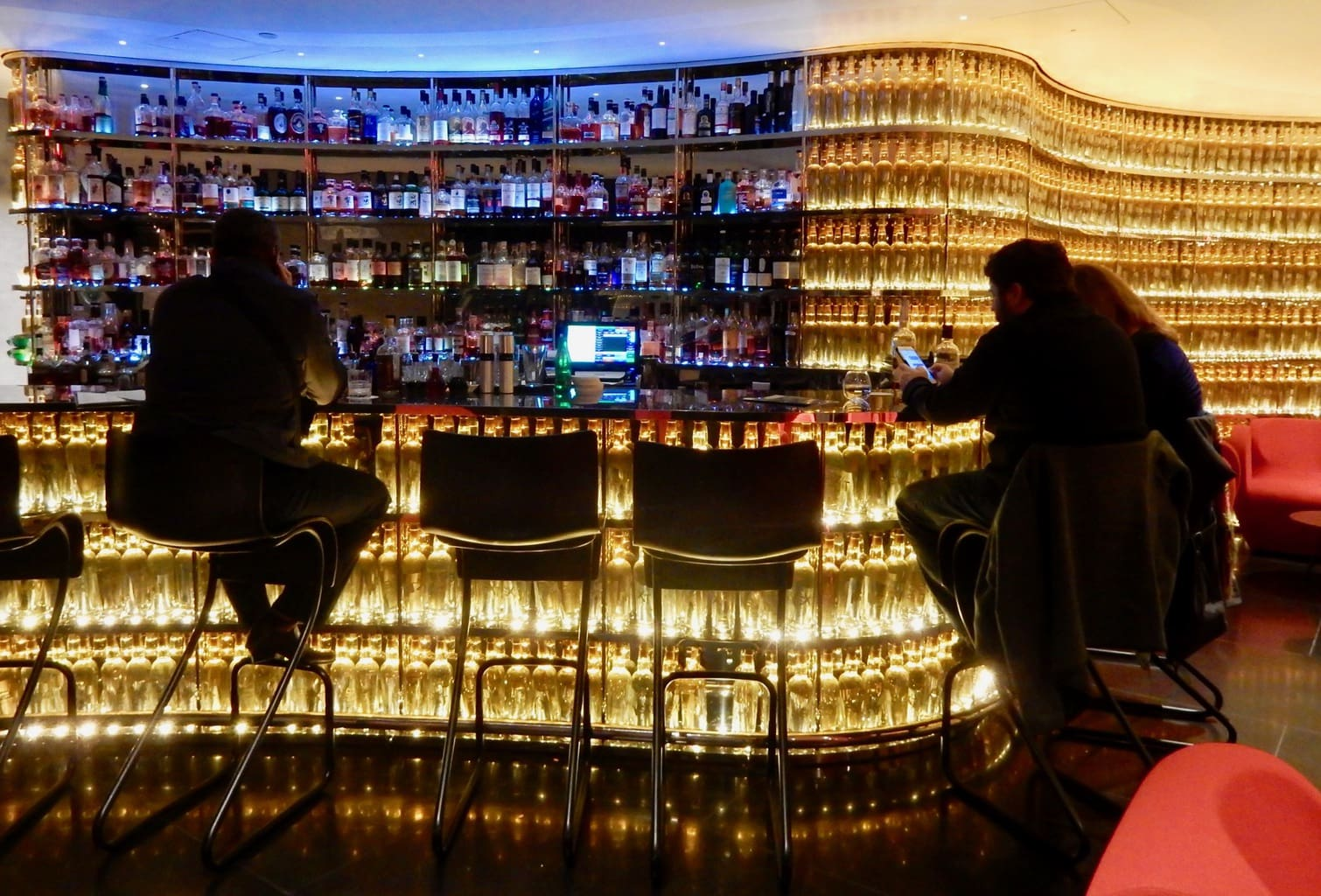 Next Whiskey Bar, Watergate Hotel, Washington DC