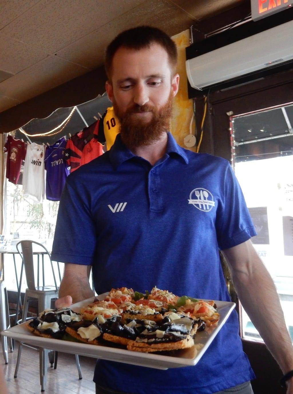 Brian Beard, River City Food Tours, Richmond VA