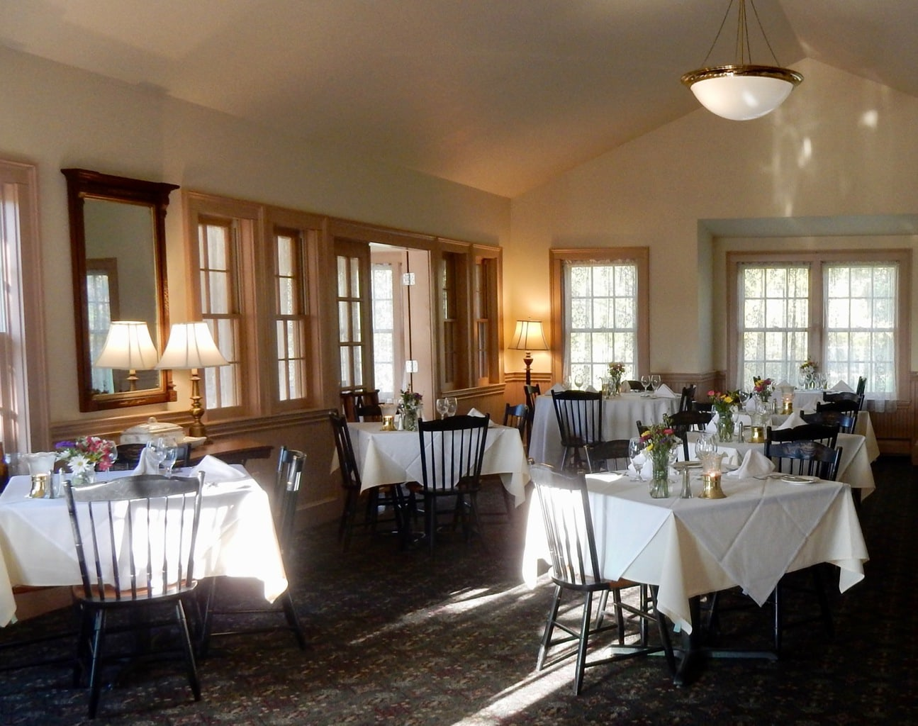 Chesterfield Inn Restaurant NH